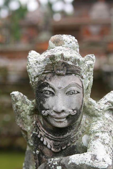 Tempelanlage in Klungklung