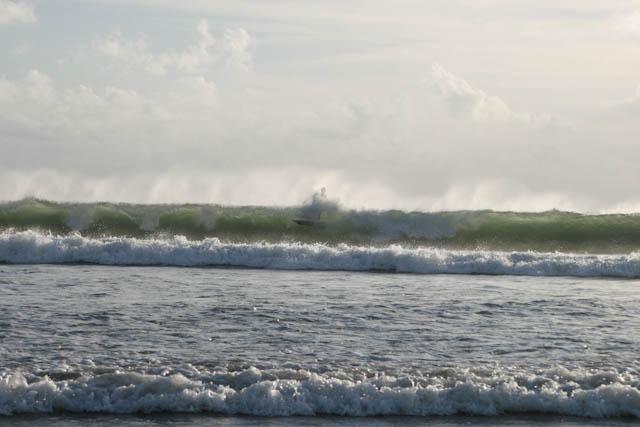Ein Paradies für Surfer