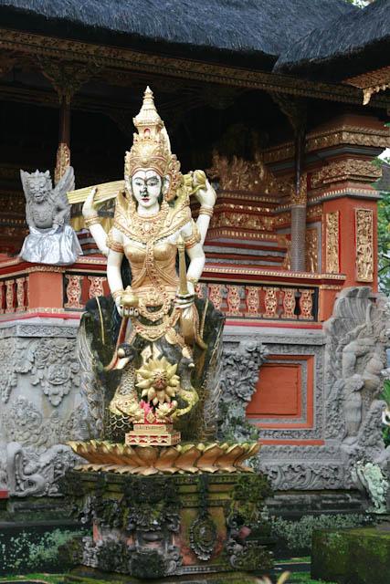 Teil einer Tempelanlage