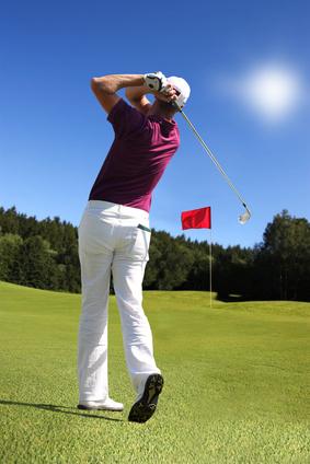 Beste Bedingungen für Golfer