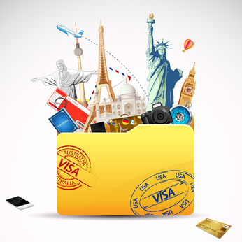 Unbedingt über die Einreisebestimmungen und das Visum informieren