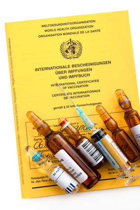 Impfungen werden vom Auswärtigen Amt empfohlen